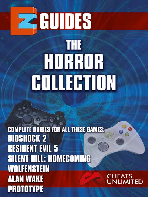 EZ Guides: The Horror Collection: Alan Wake / Bioshock 2 / Resident Evil 5 / Silent Hill: Homecoming / Wolfenstein / Prototype EB2370004181226