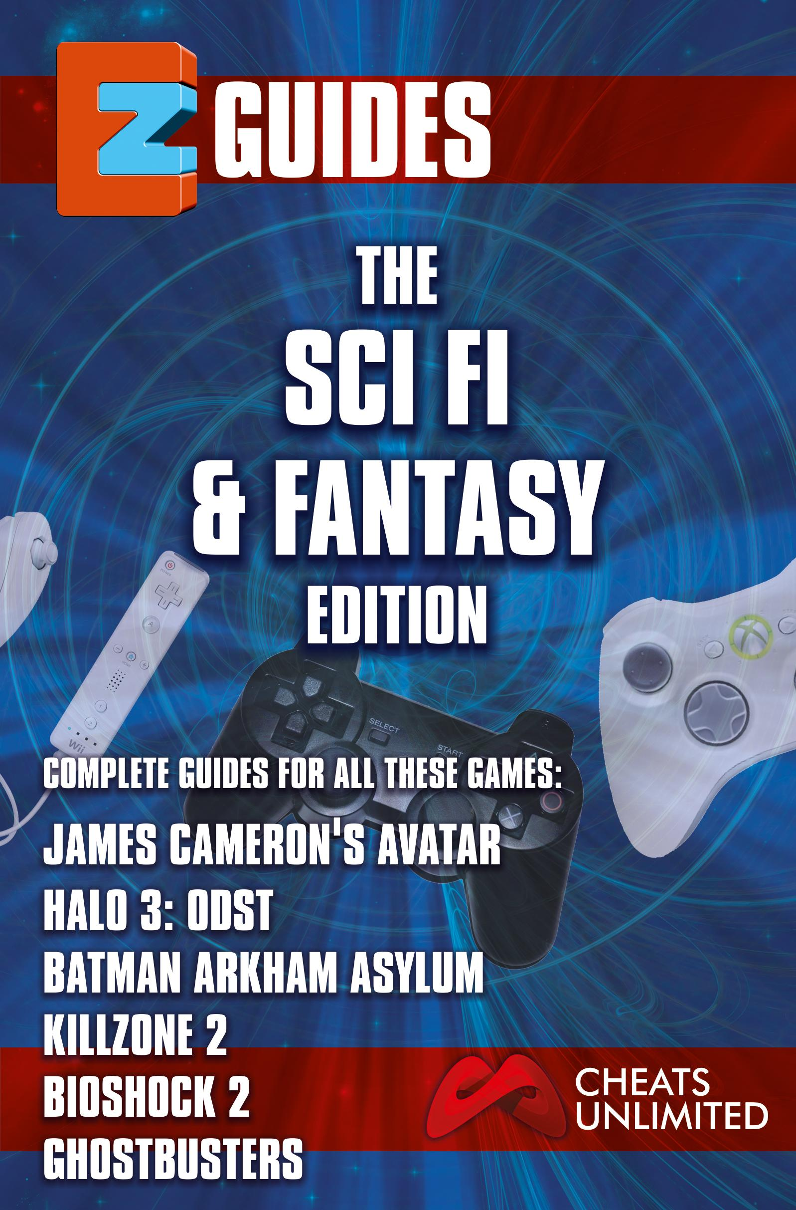 EZ Guides The Sci-Fi / Fantasy Edition EB2370002800174