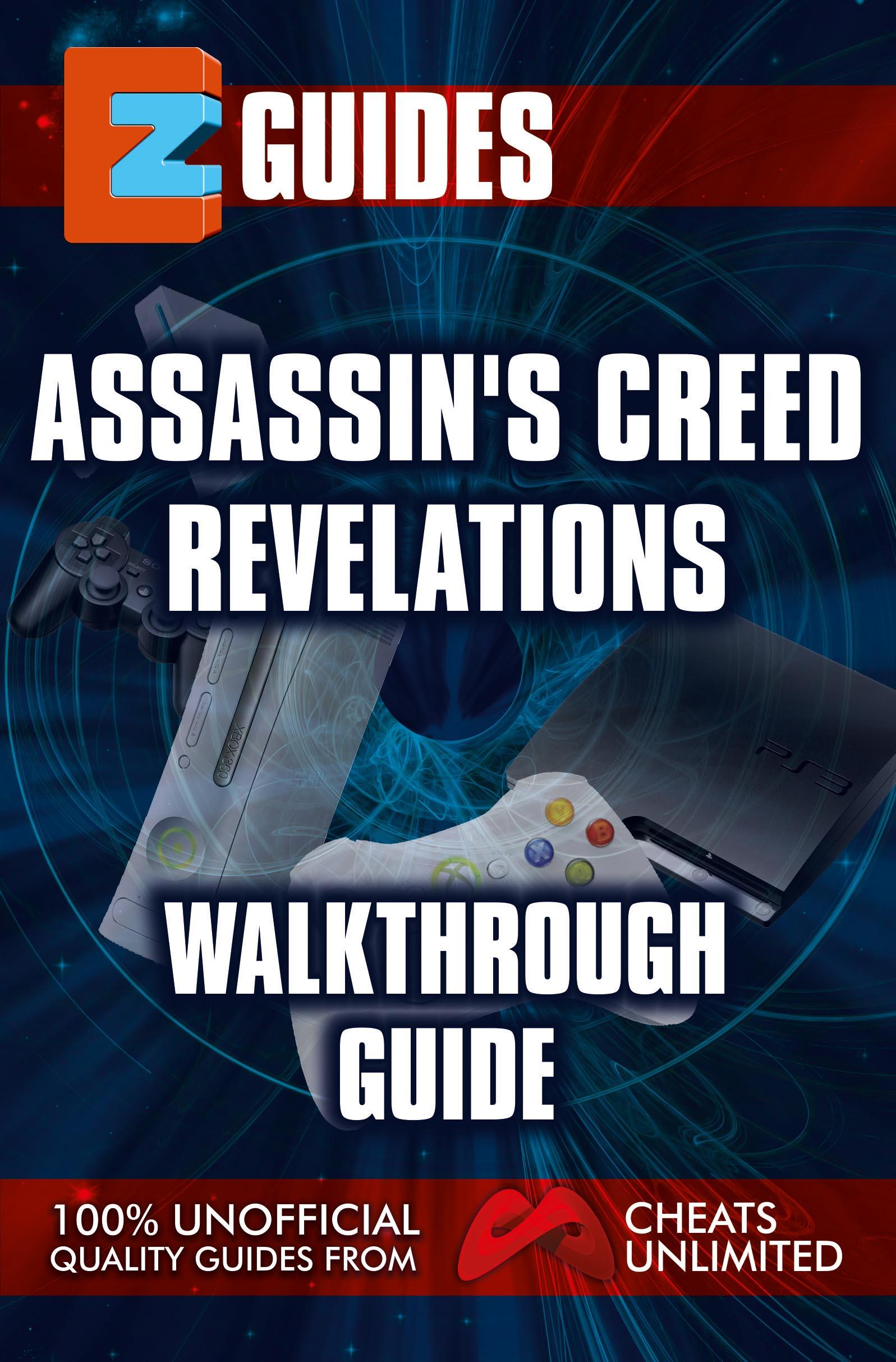 EZ Walkthrough Assassin's Creed- Revelations EB2370004174730