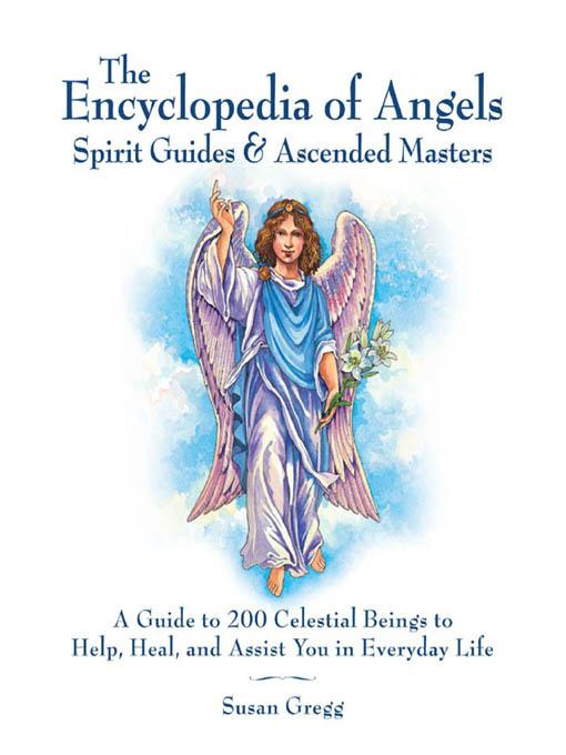 Encyclopedia of Angels, Spirit Guides and Ascended Masters EB2370003272765