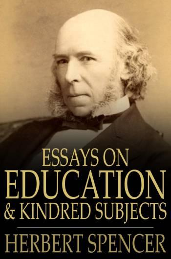 Essays on Education and Kindred Subjects EB2370002612128