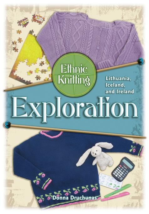 Ethnic Knitting Exploration: Lithuania, Iceland, and Ireland EB2370003323610