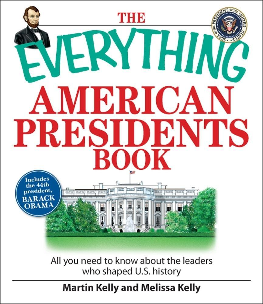 Everything American Presidents Book EB2370003855623