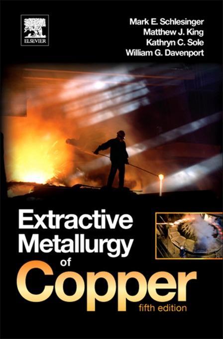 Extractive Metallurgy of Copper EB2370003481686