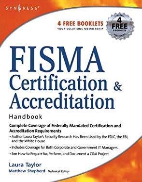 FISMA Certification and Accreditation Handbook EB2370004396132