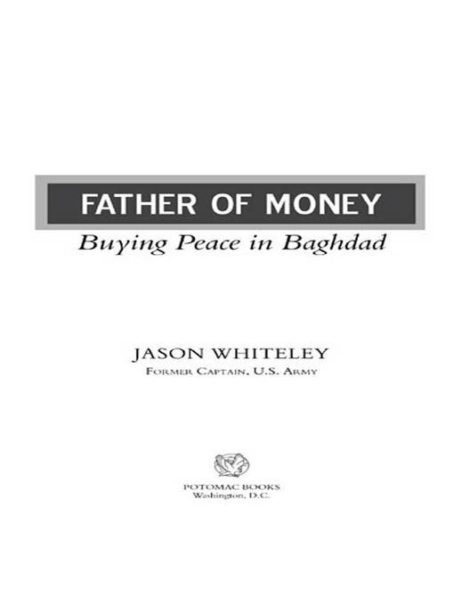 Father of Money: Buying Peace in Baghdad EB2370004231976