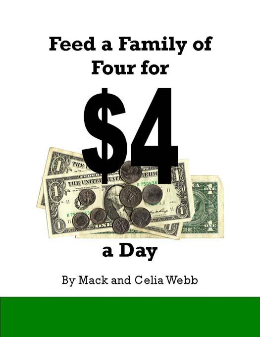 Feed Your Family of Four for $4 a Day EB2370004205342