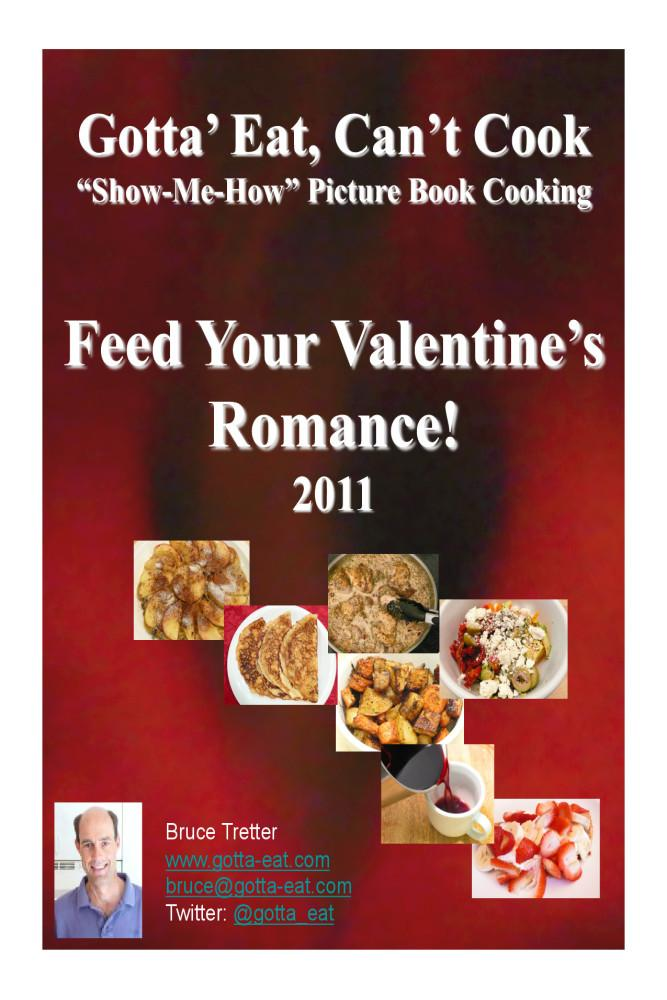 Feed Your Valentine's Romance 2011 EB2370003145335