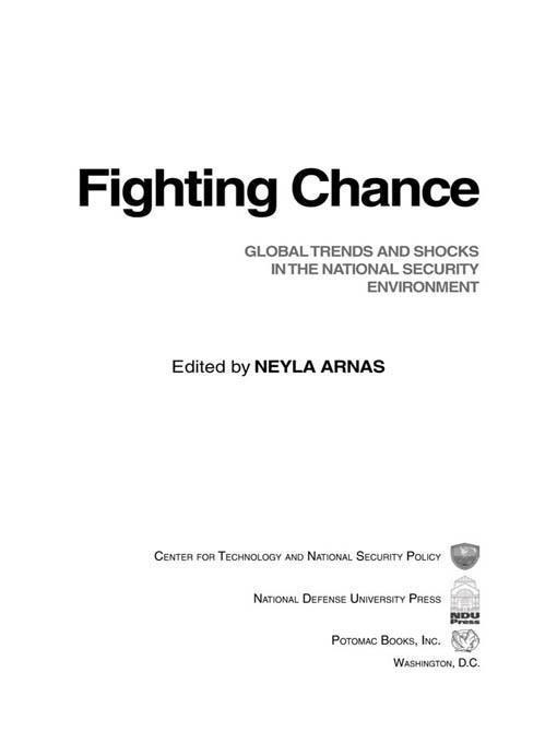 Fighting Chance EB2370004235509