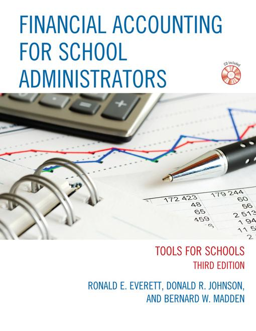 Financial Accounting for School Administrators: Tools for School EB2370004423364