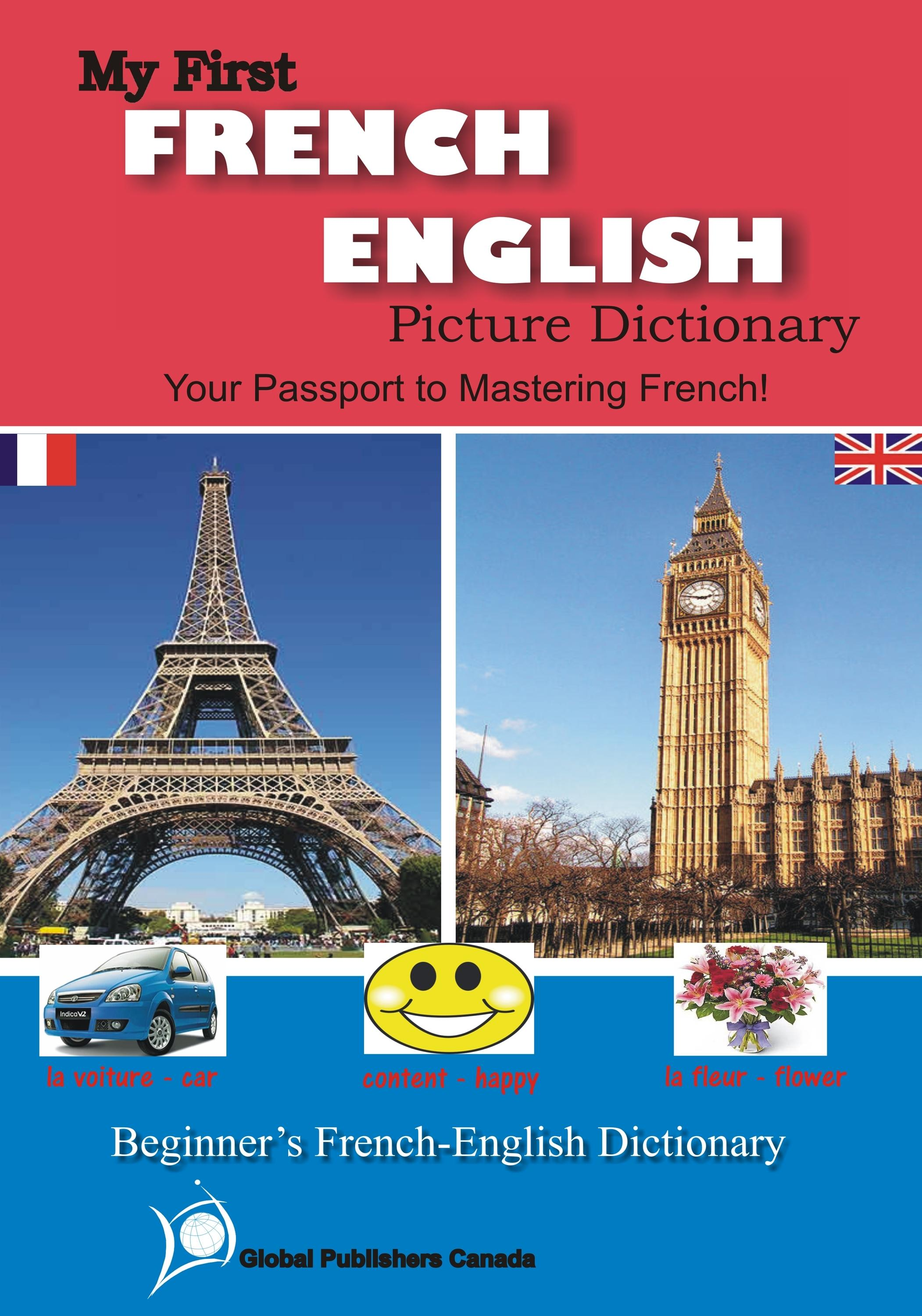 French-English dictionary for Beginners