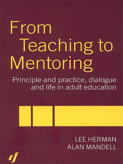 From Teaching to Mentoring EB2370002556736