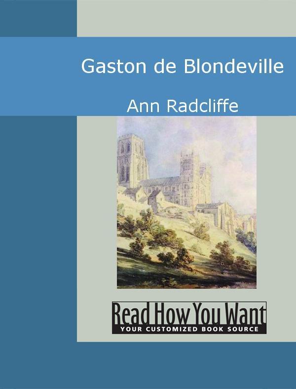 Gaston de Blondeville EB2370003010268