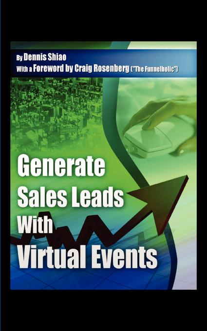Generate Sales Leads With Virtual Events EB2370003046083