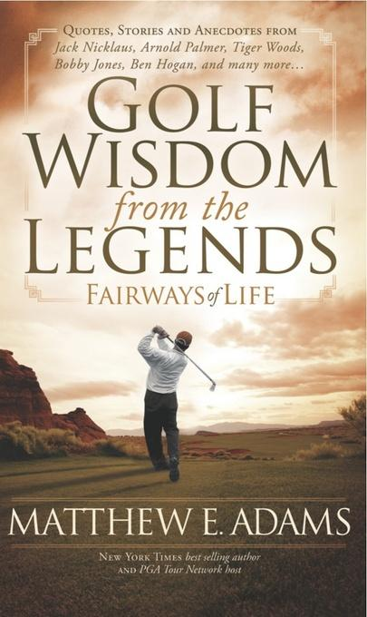 Golf Wisdom From the Legends EB2370003379662