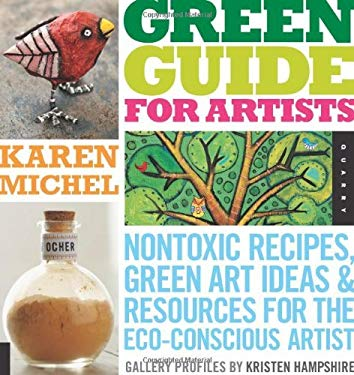 Green Guide for Artists EB2370003272581