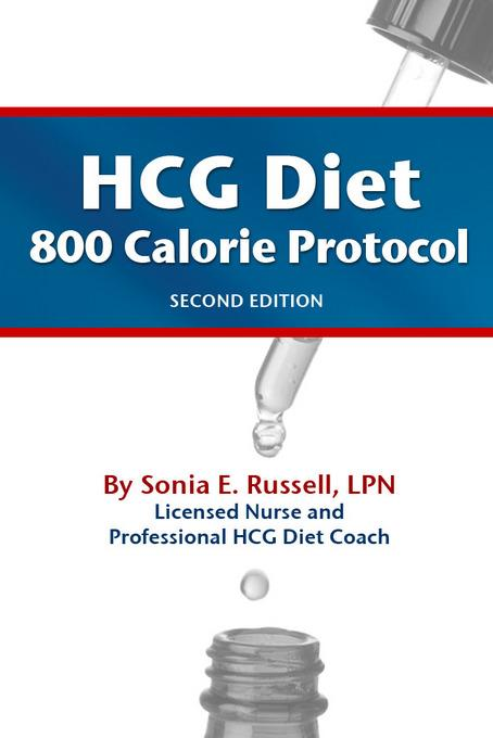 HCG Diet 800 Calorie Protocol Second Edition EB2370004519791