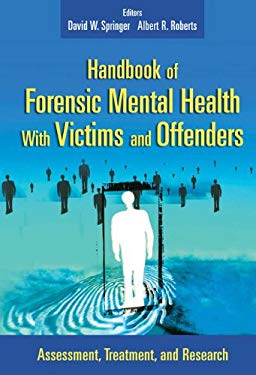 Handbook of Forensic Mental Health with Victims and Offenders EB2370004265025