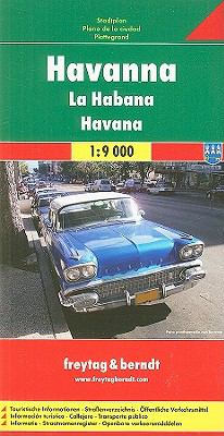 Havana/La Havane/L'Avana 9783707911091
