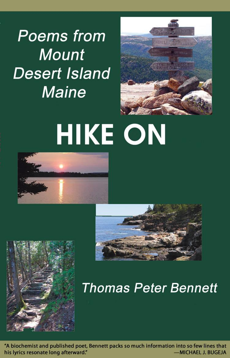 Hike On - Poems from Mount Desert Island Maine EB2370004374437