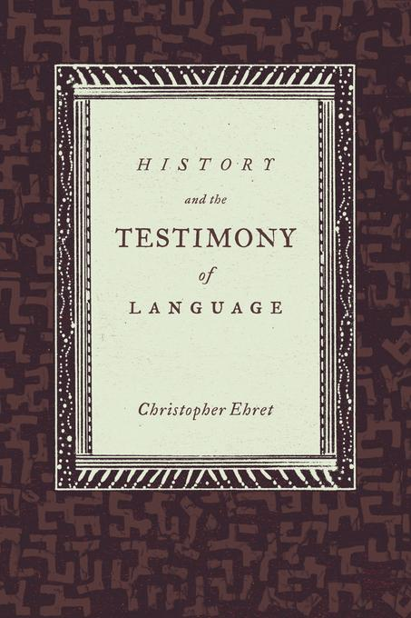 History and the Testimony of Language EB2370003212587