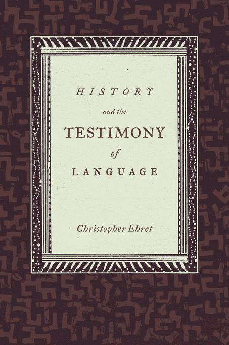 History and the Testimony of Language EB2370003212587