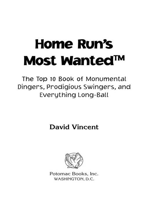 Home Run's Most Wanted? EB2370004232492