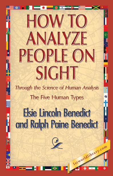 How to Analyze People on Sight EB2370003200928