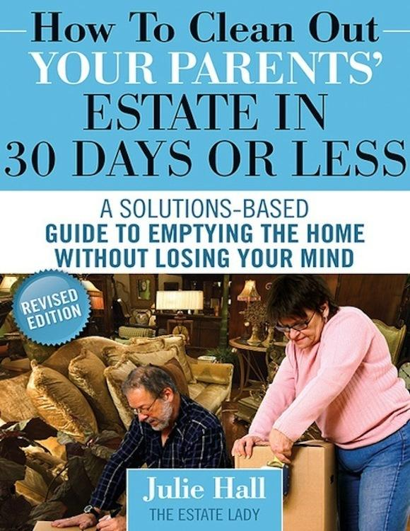 How to Clean Out Your Parents' Estate in 30 Days or Less EB2370003388831