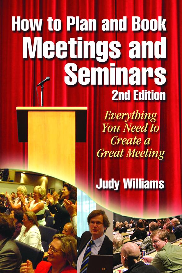 How to Plan and Book Meetings and Seminars EB2370003206661