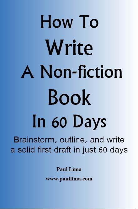 How to Write a Non-fiction Book in 60 Days EB2370003186383