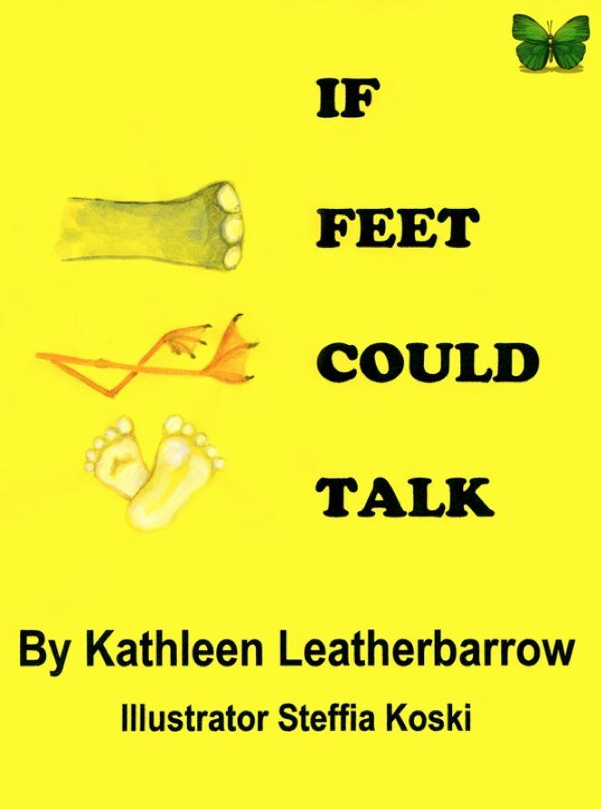 If Feet Could Talk EB2370003838152