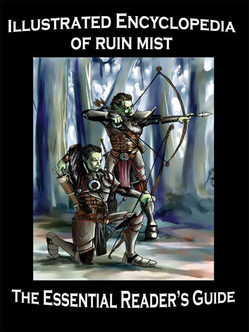 Illustrated Encyclopedia of Ruin Mist EB2370003864854