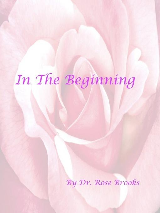 In The Beginning EB2370004490793
