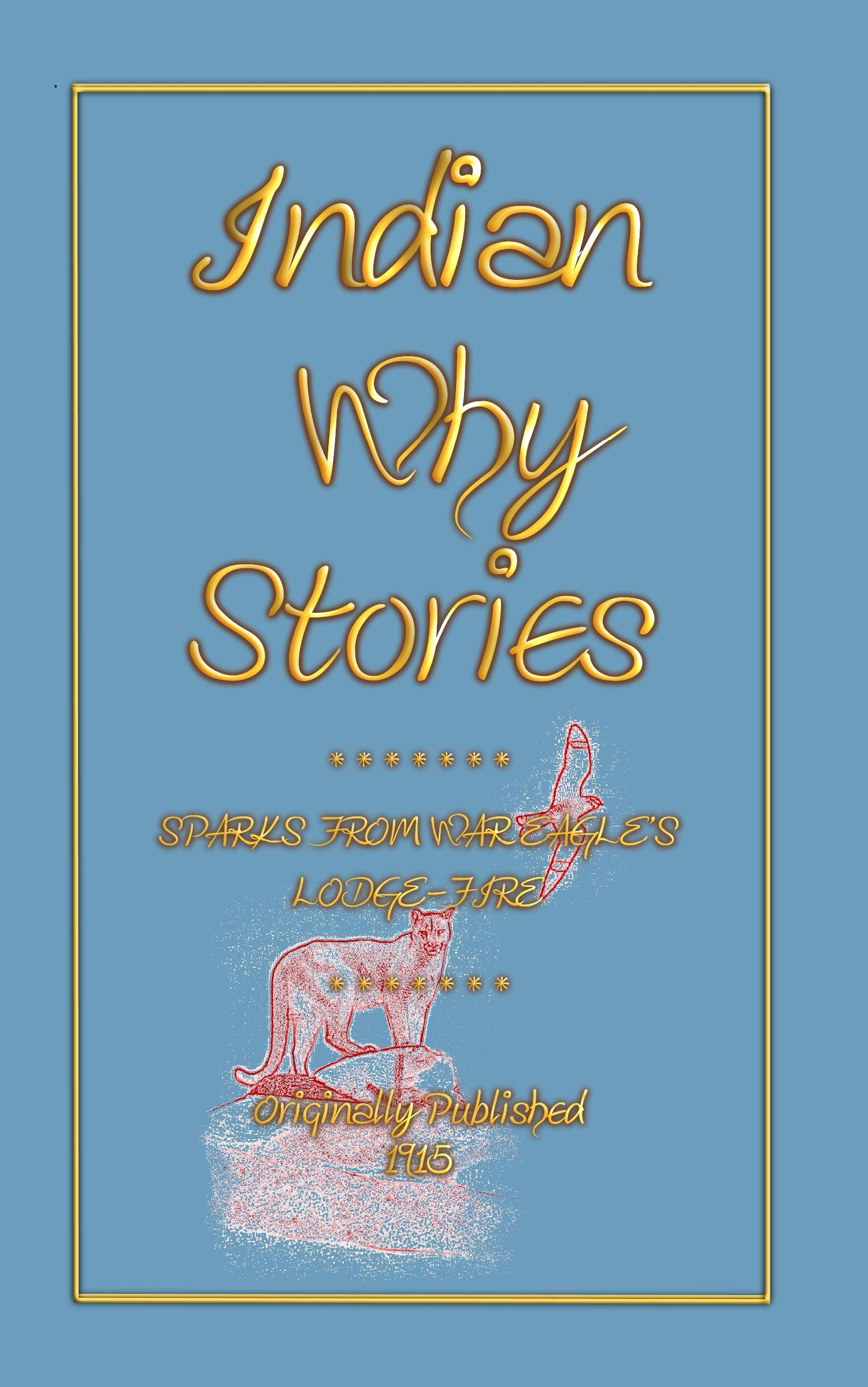 Indian Why Stories EB2370003805901