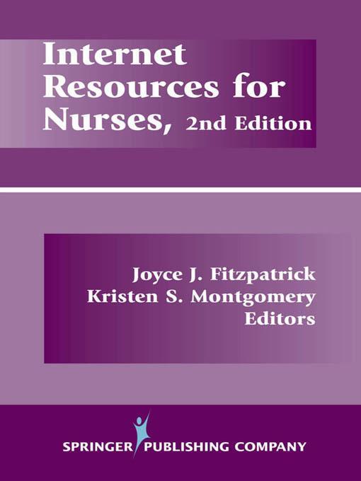 Internet Resources For Nurses EB2370004263984