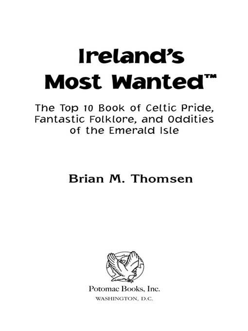 Ireland's Most Wanted? EB2370004237411