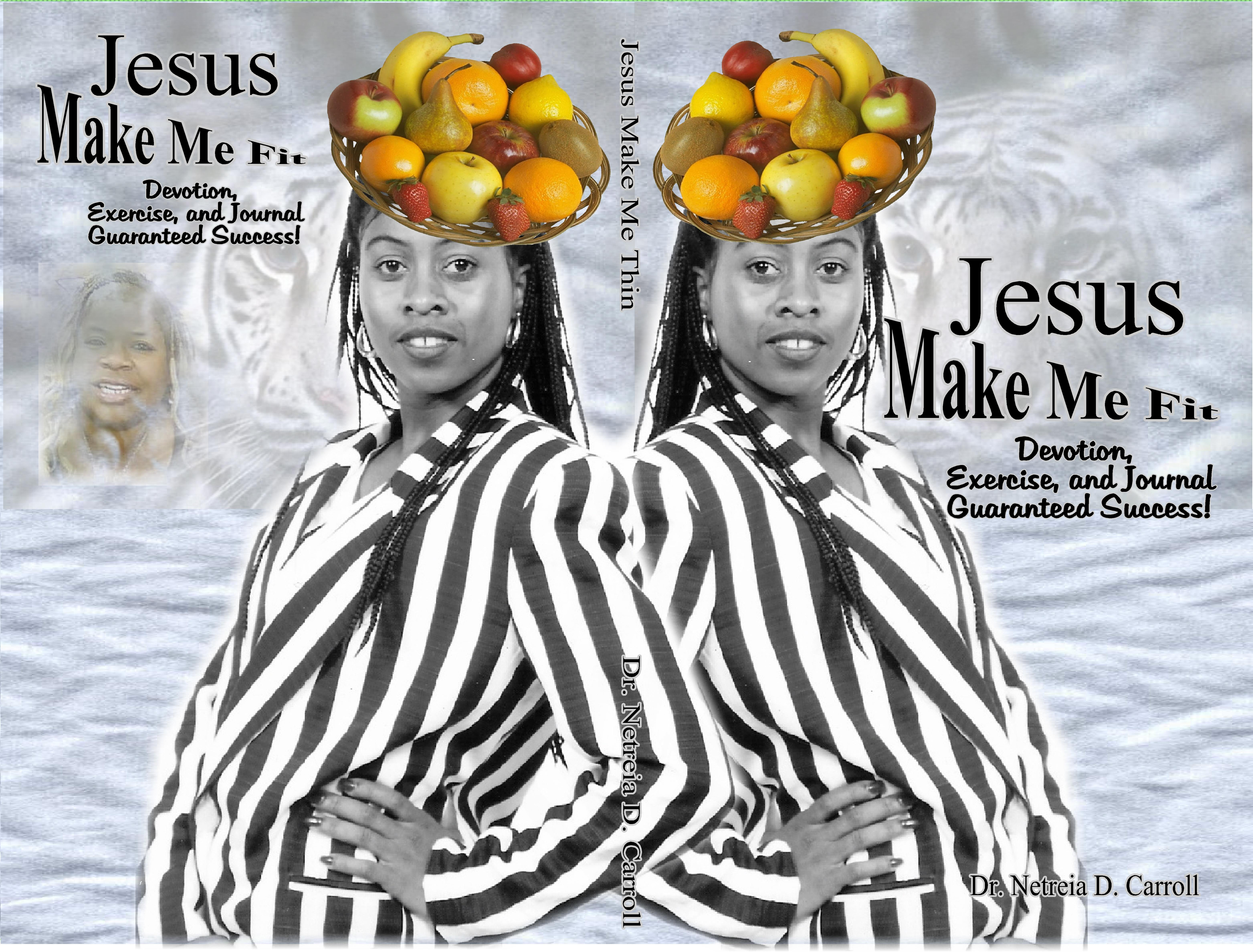 JESUS MAKE ME FIT EB2370004401317