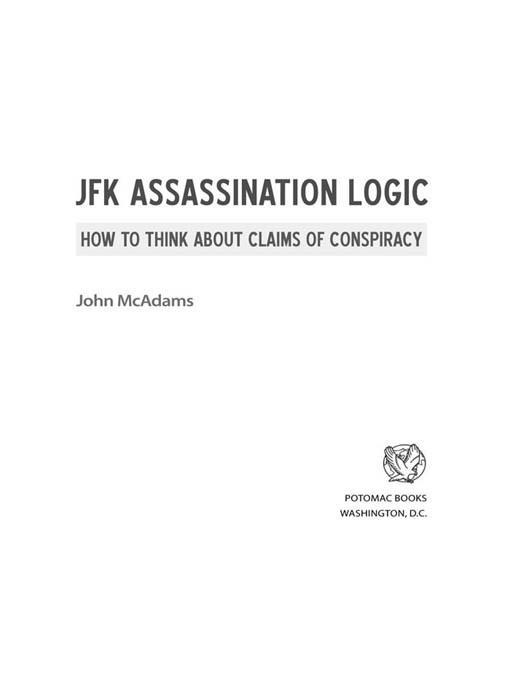 JFK Assassination Logic EB2370004234533