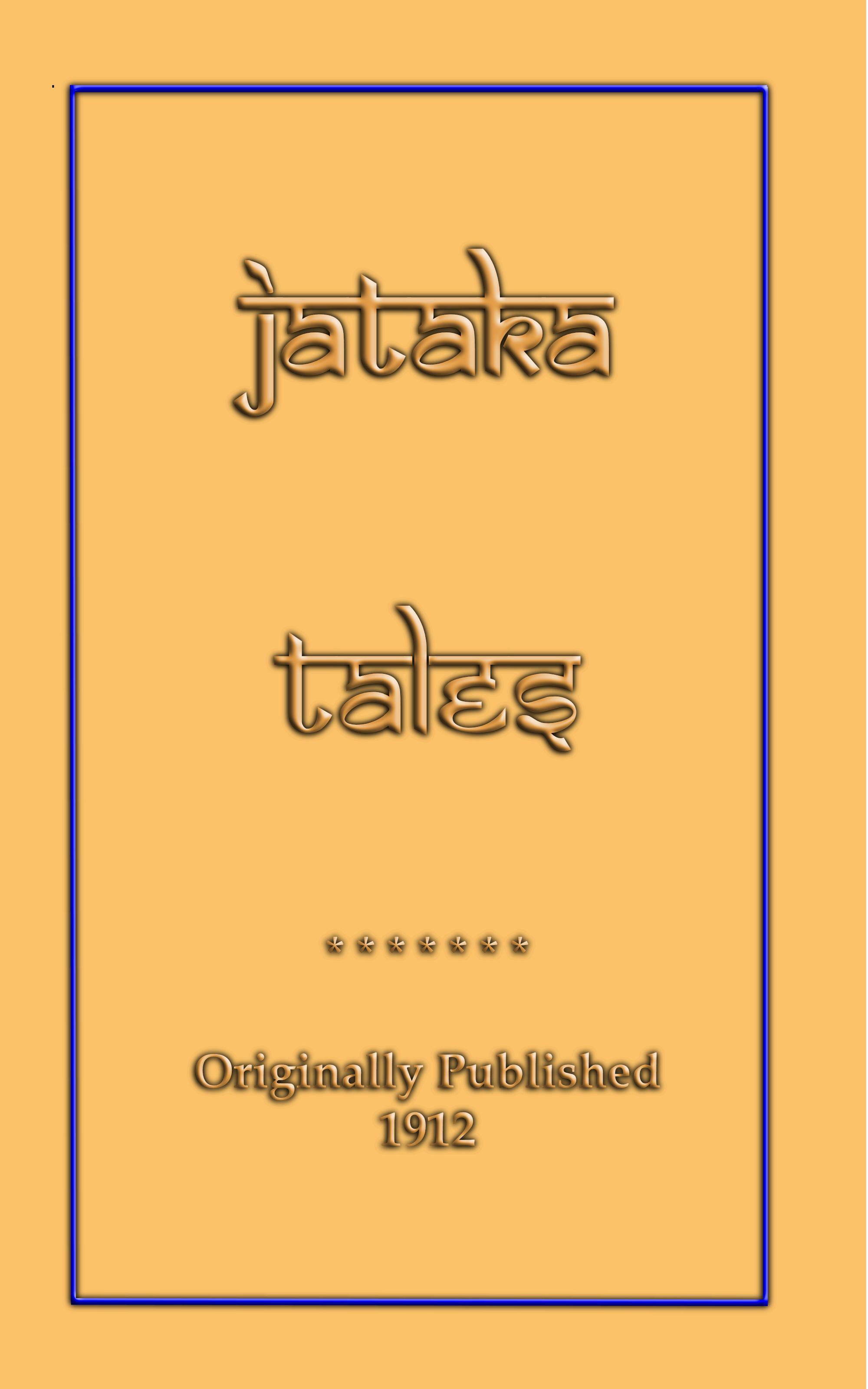 Jataka Tales EB2370003050233