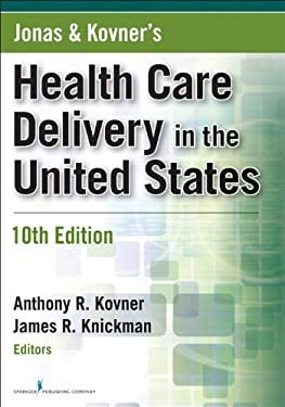 Jonas and Kovner's Health Care Delivery in the United States, 10th Edition EB2370004254678