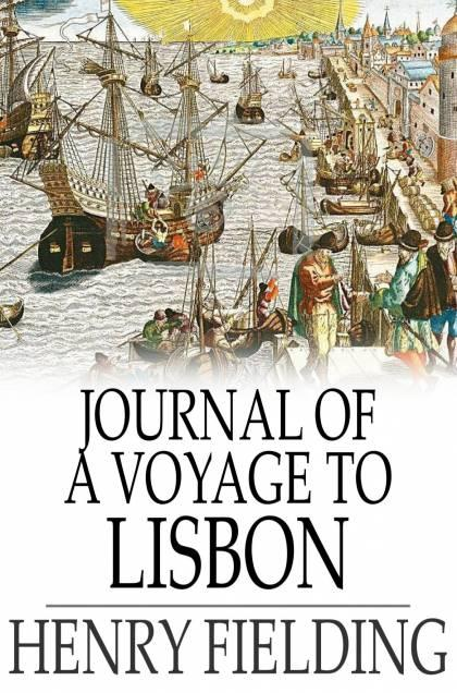 Journal of a Voyage to Lisbon EB2370003063295