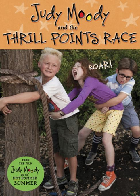 Judy Moody and the Thrill Points Race EB2370004192260