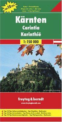 Karnten/Carintia/Karinthie 9783707903041