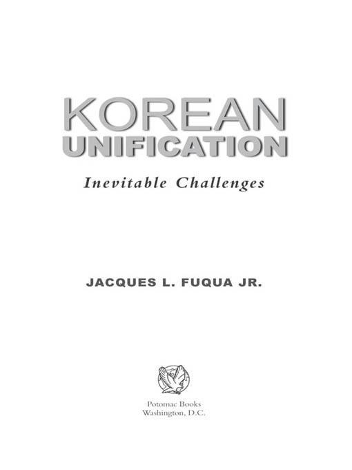 Korean Unification EB2370004236308