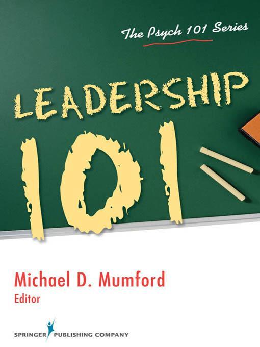 Leadership 101 EB2370004266251