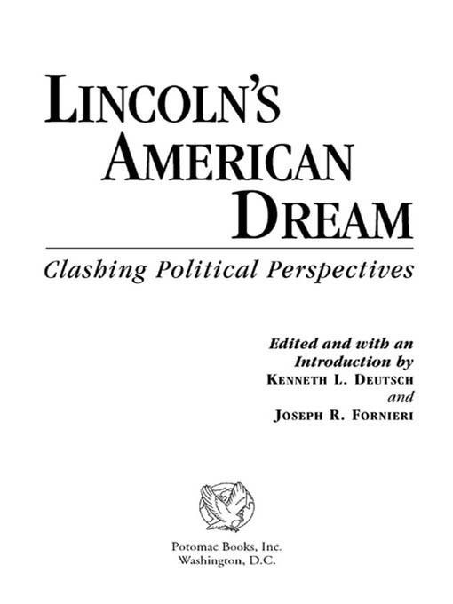 Lincoln's American Dream EB2370004238357