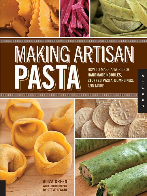 Making Artisan Pasta EB2370004209562