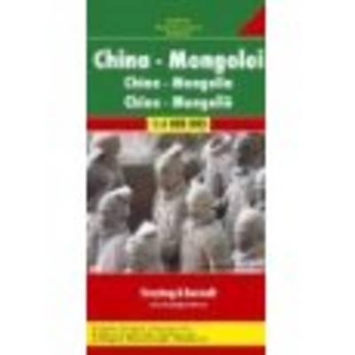 Map-China/Mongolia 9783707905977
