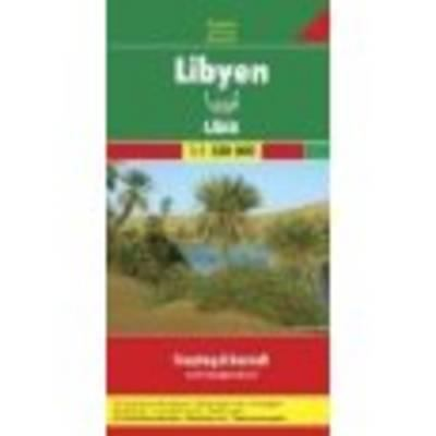 Map-Libya 9783707903317